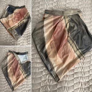 Vivienne Westwood silk skirt